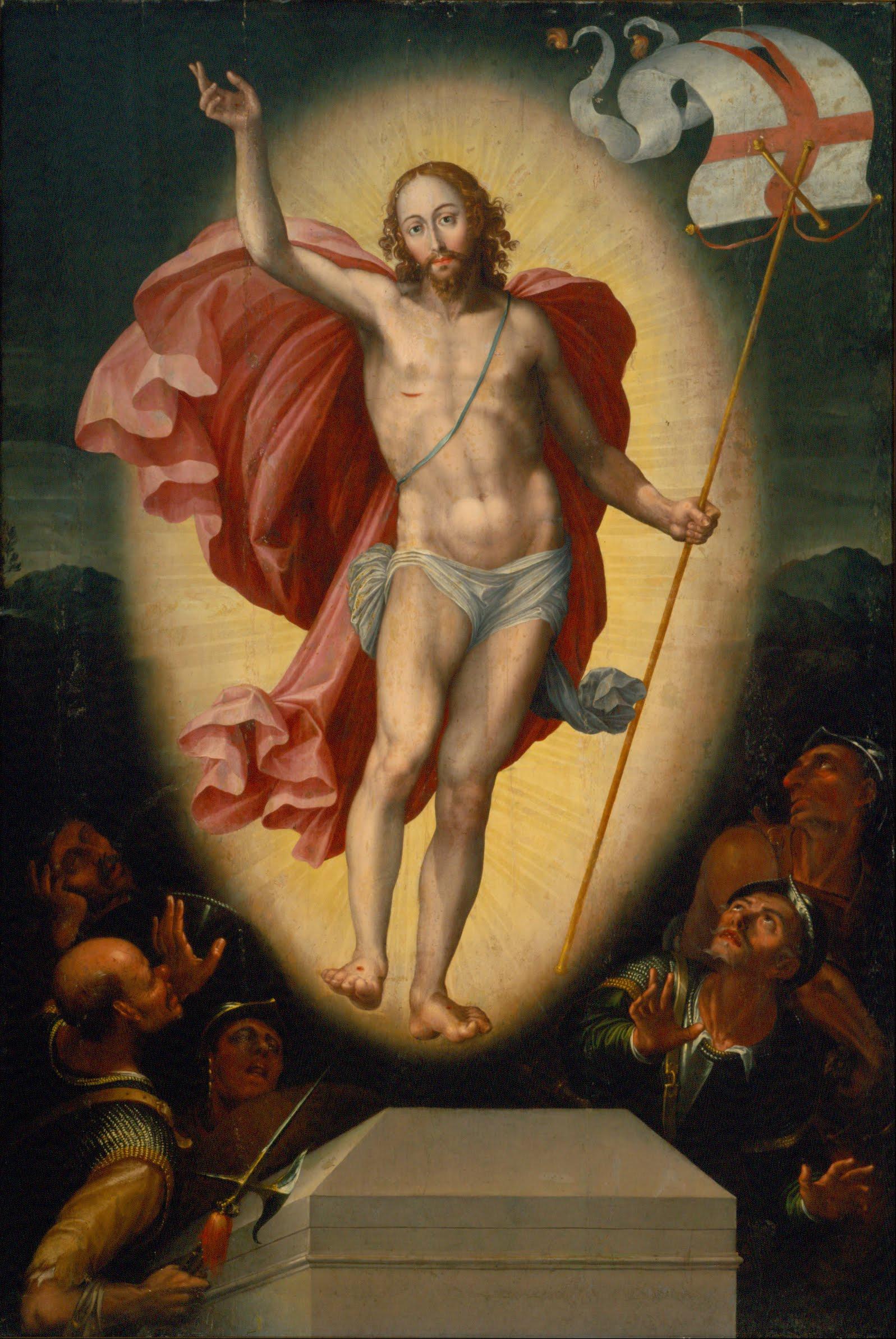 Alonso_López_de_Herrera_-_The_Resurrection_of_Christ_-_Google_Art_Project