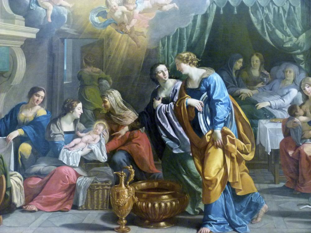 La-Nativité-de-la-Sainte-Vierge-Philippe-de-Champaigne-May-de-Notre-Dame-au-musée-dArras-détail