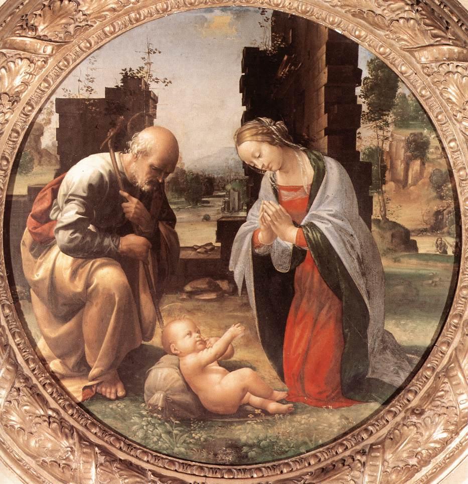 Nativité - Fra Bartolomeo