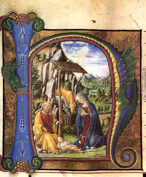 Nativité Francesco di Giorgio Martini 2