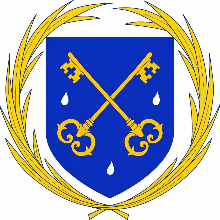 Les armes de la Fraternité Saint-Pierre