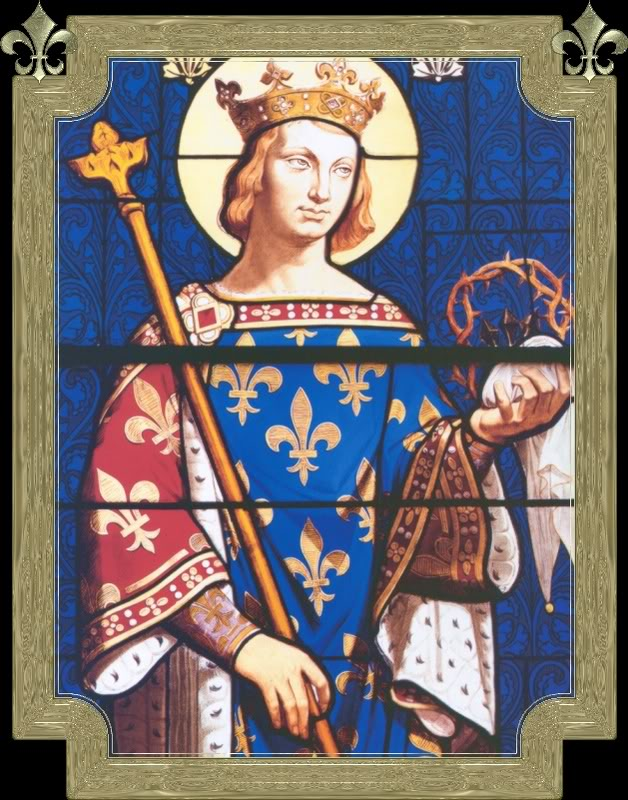 saint louis ix de france